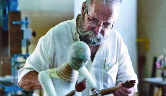 Painel Ceia, da coleção particular de Sérgio Bicalho Filho: uma das obras de Apocalypse(foto: Fundação Arquivo Apocalypse/divulgação)