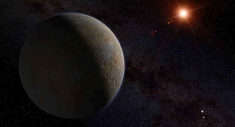 Exoplaneta que orbita Proxima Centauri pode ter vida